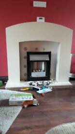 Fire surround GONE PENDING COLLECTION