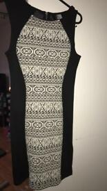 Size 8 H&M dress