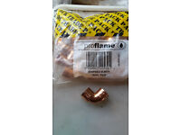 Copper fittings (new)