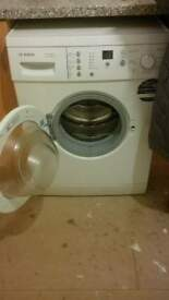 bosh washing machines works perfact