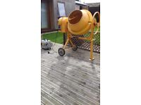 Concrete mixer only for sale £140 ono
