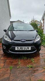 Ford Fiesta 2011 61 plate 1.4 TDCI Zetec diesel £20 road tax