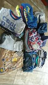 Boy clothes bundle 6-9months