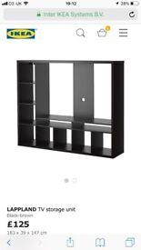 IKEA LAPPLAND TV STAND / UNIT