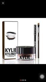 kyliner Kit Eyeliner Set Eyeliner Pencil Eye Shadow Brush three piece Set Kylielyed Cosmetics Kit