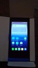 Brand new boxed alcaltel pixi 3 smart phone ideal xmas gift bargain £15