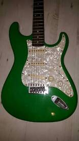 A strat that sounds like a fender strat