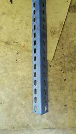 Dexion 3 metre lengths x8