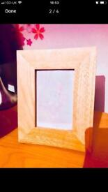 Wooden Photo frame for sale
