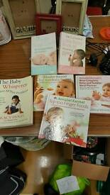 Mixture of Baby Books £1.50 each