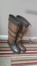 Size 7 Cabotswood boots