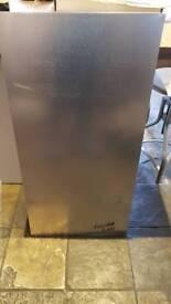 Register plate for chimney