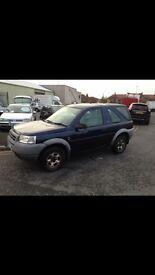 Land Rover freelander td4, 11 months mot, brand new clutch