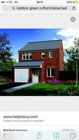 Double bedroom to rent in 3 bed house