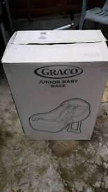Graco junior baby base