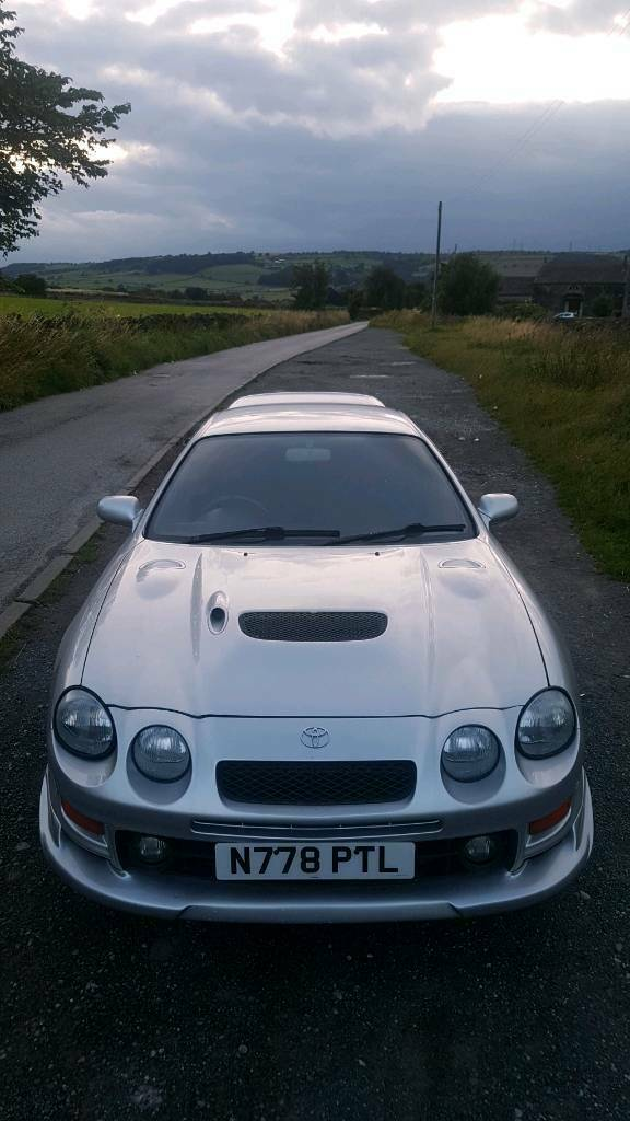 Toyota Celica GT4 GT Four - ST205 239BHP HPI Clear 1995 Manual Turbo | in  Bradford, West Yorkshire | Gumtree