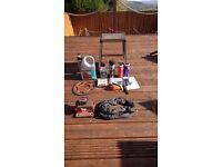 Offroad maintenance kit