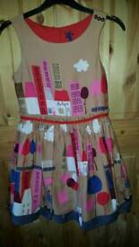 Ideal Christmas/party dress from next age 10