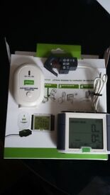 Efergy Elite Classic wireless home energy monitor, just bought from smartgreenshop.