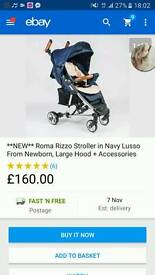Roma rizzo buggy