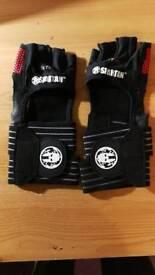 Spartan OCR FitFour small fingerless gloves