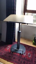 Stand at desk