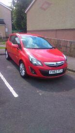 Vauxhall Corsa 1.4 i 16v SE 5dr