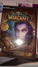 World at war craft 5 disc complete set