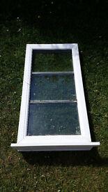 Assorted double-glazed UVPC windows and door (Bargin price - must go)
