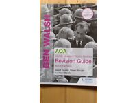 AQA GCSE Modern World History Revision Guide 2nd Edition Paperback Ben Walsh