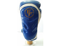Furiousfistsuk Elite Sparring & Training Gloves Blue Color
