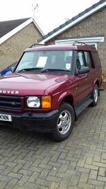 Landrover Discovery 2 2.5 TD5 5 door