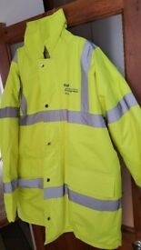 Hi Vis Visibility jacket waterproof