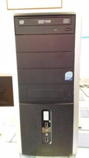 Bargain PC: Intel E7500 2.9GHz Dual Core Duo, 4GB RAM, Windows 7