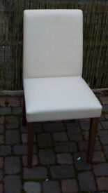 Set of 4 matching Dining Chairs