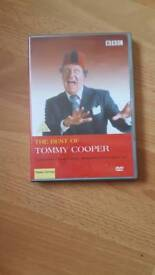 The Best Of Tommy Cooper dvd