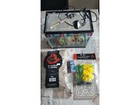 Small Fish tank and accessories bundle