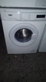 New graded Bush 8kg washing machine with 12 months guarantee