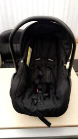 Baby Car Seat - Oyster 2