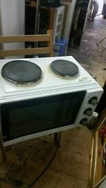 COOKWORKS PORTABLE ELECTRIC COOKER