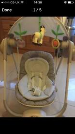 CHICCO AUTOMATIC SWING