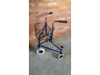 3 Wheeled Mobility Trolley