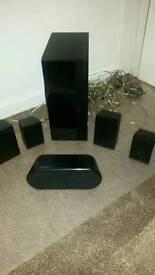 Samsung surround just speakers