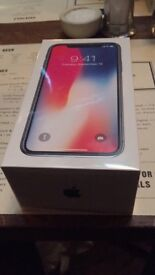 iPhone X 10 - Space Grey 256GB - Unlocked In Hand.