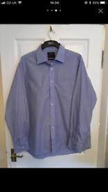 4 men's marks and spencer shirts