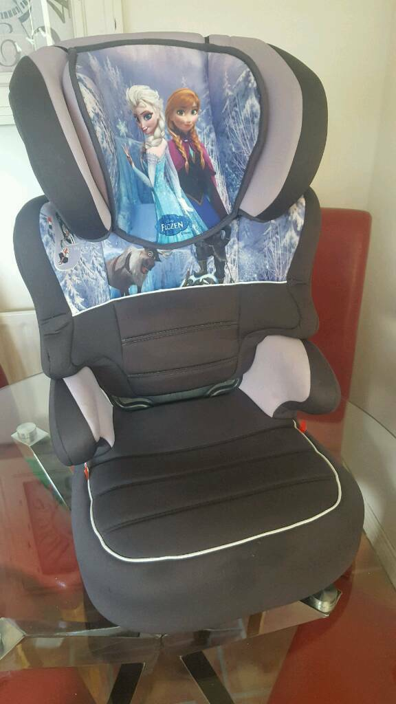 Disney Frozen Booster Car Seat
