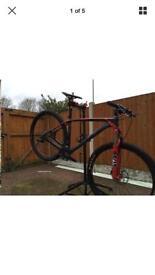 Cube GTC Carbon mountain bike