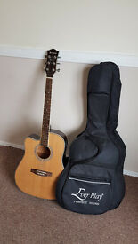Electro Acoustic Guitar - Chord CW36CE