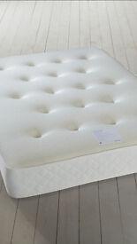 Double, mattress, luxurious,., .kingsize, firm and medium soft, reversible.