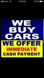 Scrap cars and vans vans wanted